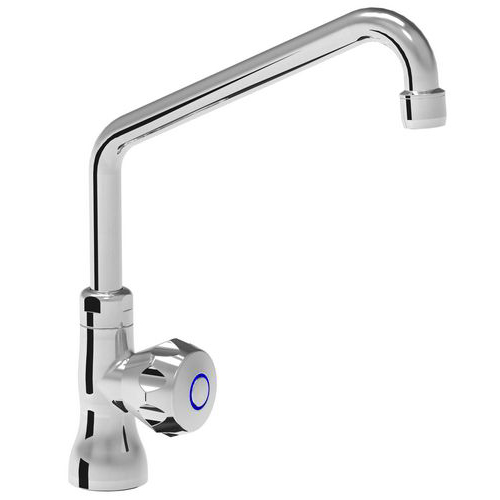 Vertical tap Eco with U spout