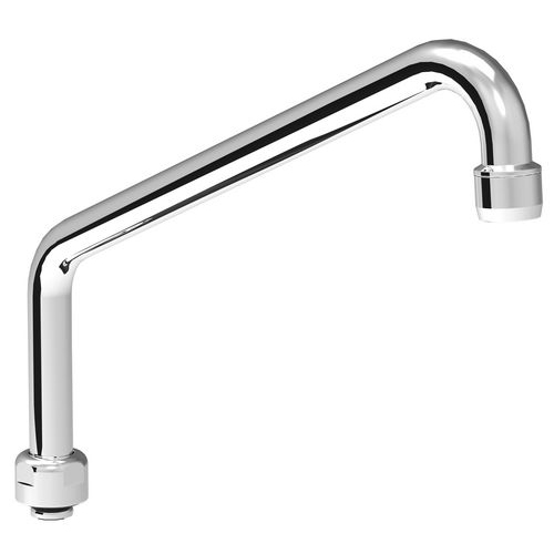Adjustable U spout Ø18
