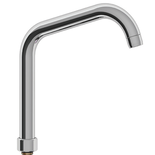 Adjustable L spout Ø24