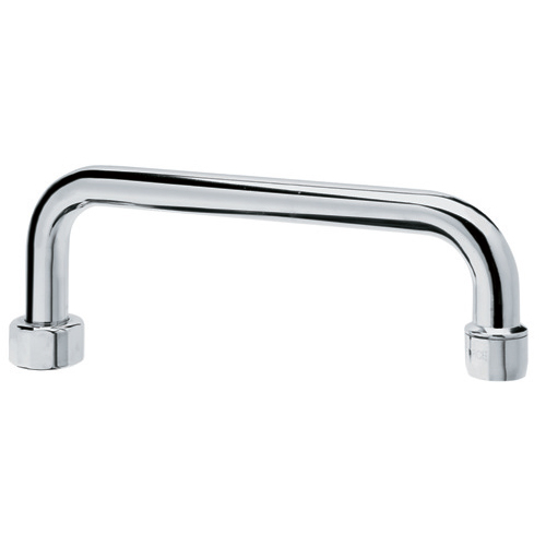 Adjustable parallel spout Ø18