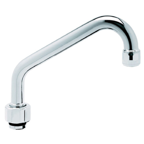 Adjustable U spout Ø24 for mixer tap large type